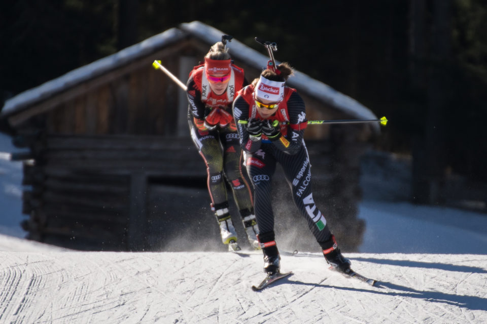 Biathlon Weltcupfeeling im Antholzertal
