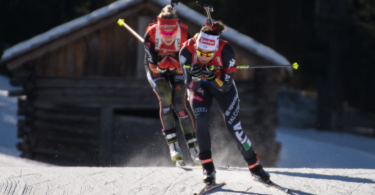 Biathlon Weltcupfeeling in the Antholzertal valley