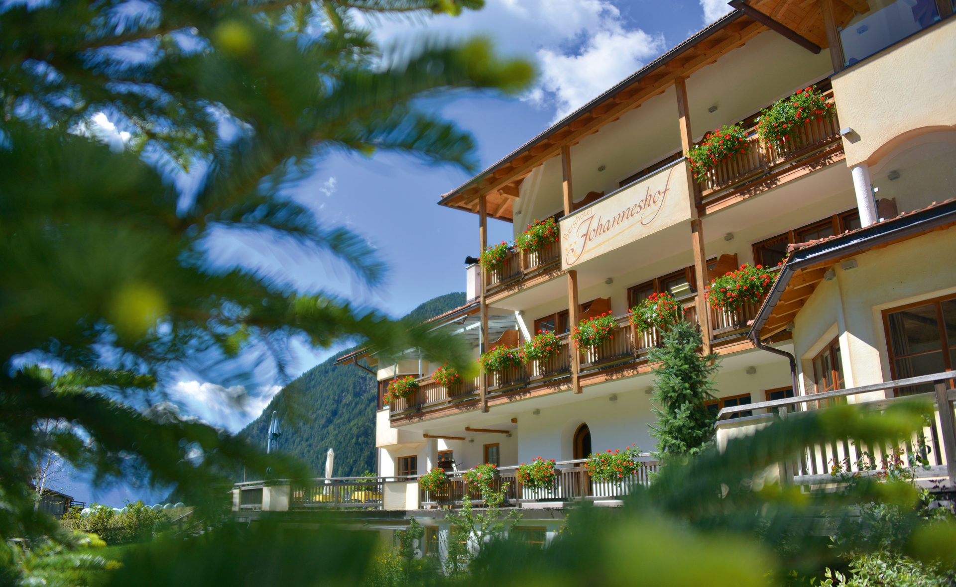 Hotel Johanneshof in Antholz