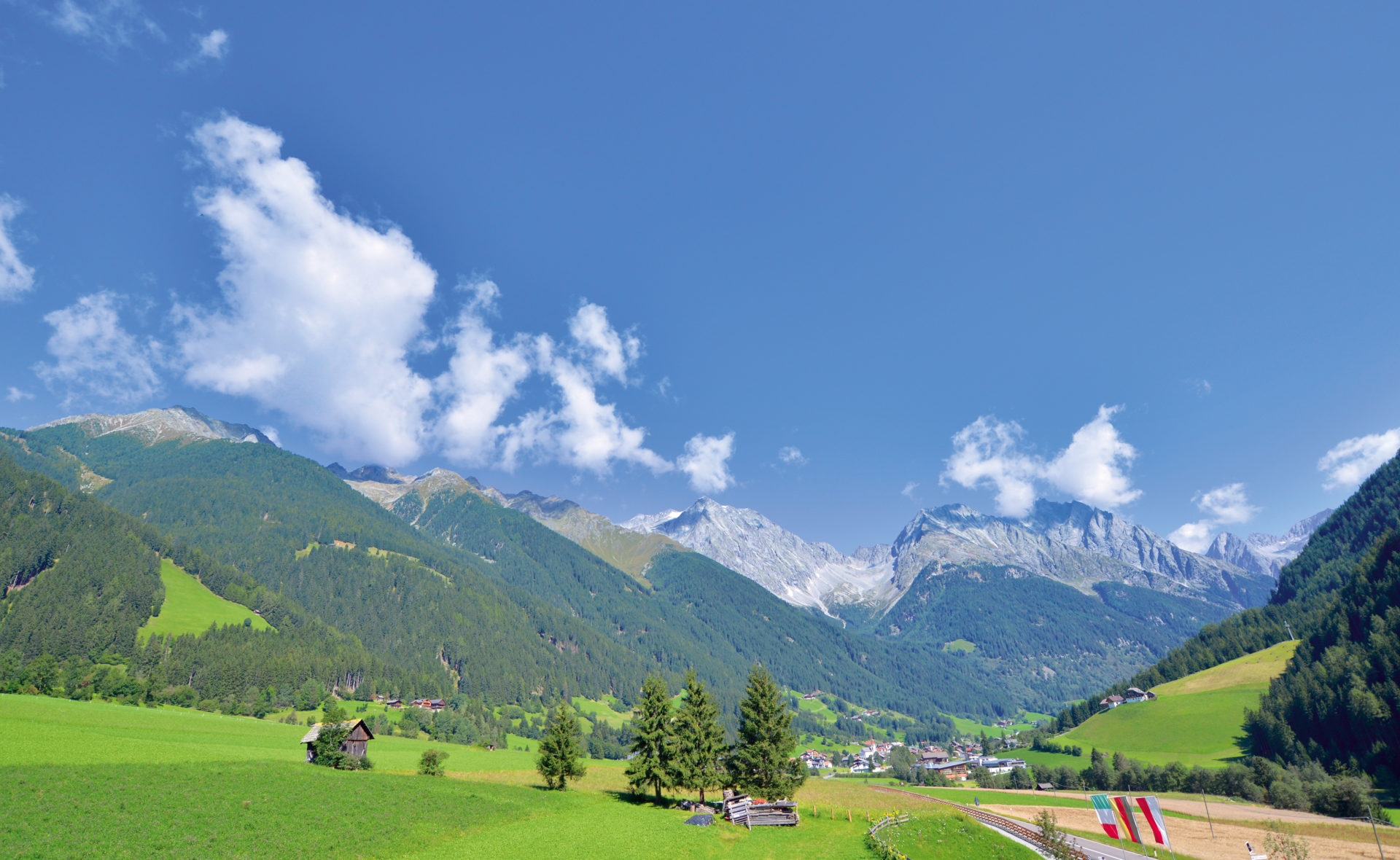 Summer holidays in the Antholzertal valley