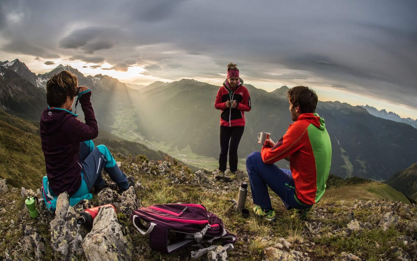 Active holidays in Antholzertal valley